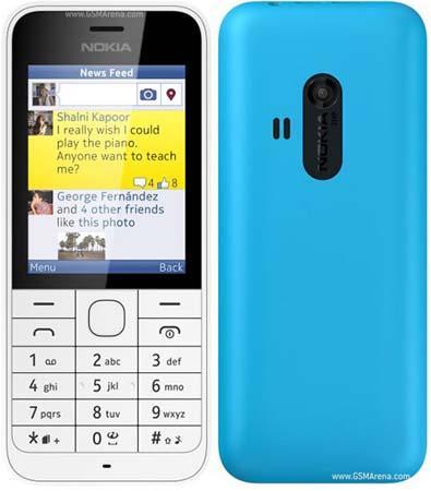 Телефон Nokia 220
