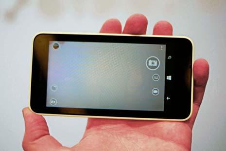 Камера Nokia Lumia 630