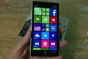 Фотографии Lumia 930