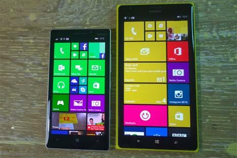 nokia lumia 1520 vs Lumia 930