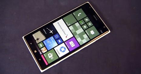 windows phone 8.1 lumia 1520