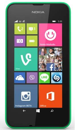 lumia 530 - телефон на windows phone 8.1