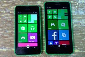 lumia 630 vs lumia 530