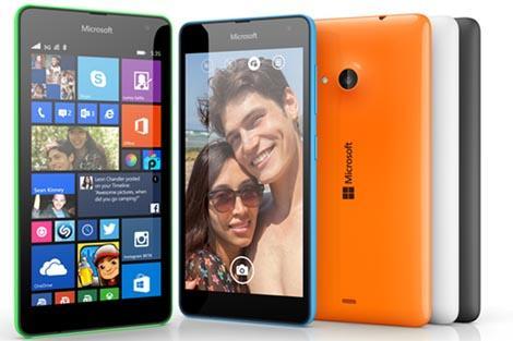смартфон microsoft lumia 535