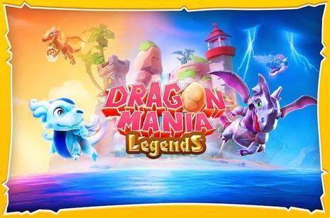 легенды дракономании