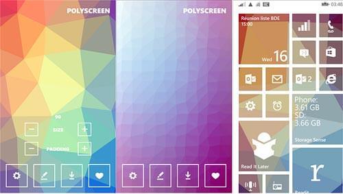 PolyScreenapp