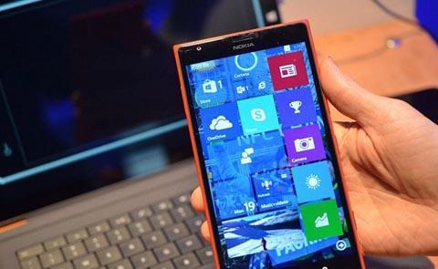 новые смартфоны Lumia 2015