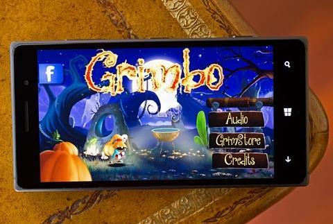 игра grimbo для Windows Phone
