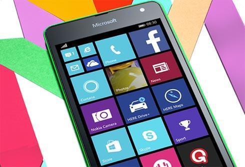 приложения для lumia 530 и 535
