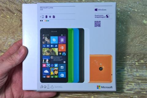 обзор nokia lumia 535