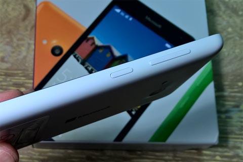 распаковка lumia 535