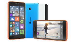 смартфон lumia 640