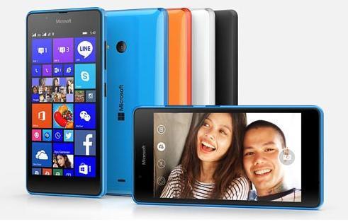 lumia 540 Dual Sim дата выхода и цена