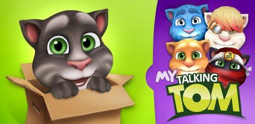my talking tom для windows phone