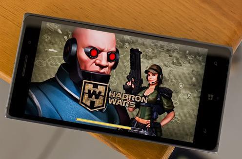 Hadron Wars: Commander для Windows Phone