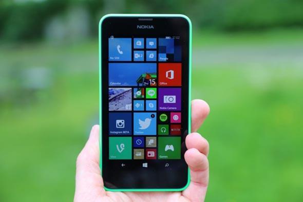 смартфон lumia 630