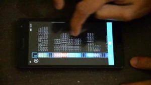 проблема с экраном lumia