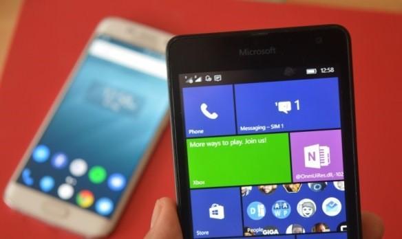 как установить Android приложения на Windows 10 Mobile