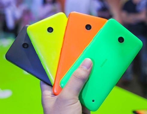 панель для lumia 630