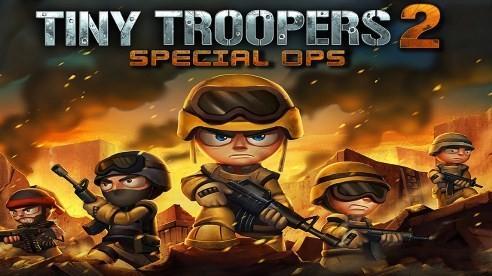 tiny troopers 2 для Lumia