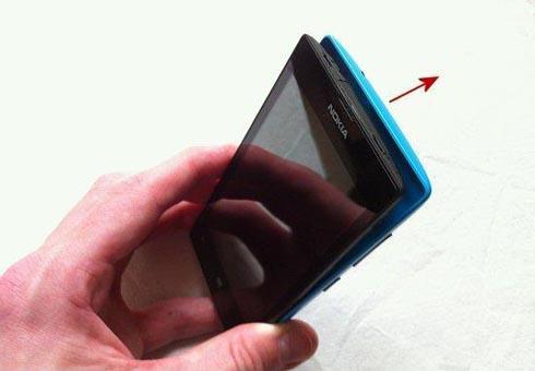 замена стекла на lumia 520
