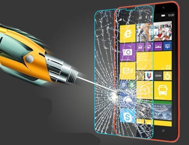 замена тачсрина на lumia 520