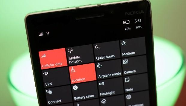 Настройка интернета на Windows 10 Mobile
