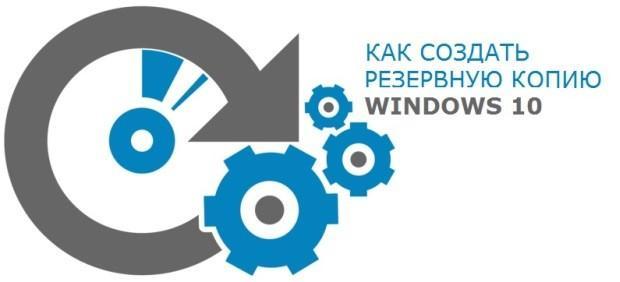Создание образа (резервной копии) Windows 10