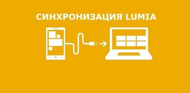 synclum1 - Как синхронизировать Lumia с компьютером? Программа для синхронизации