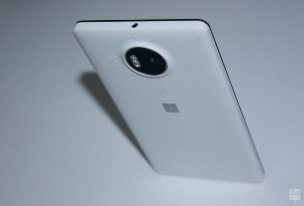 корпус microsoft lumia 950 xl