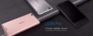 UleFone U008 Pro характеристики