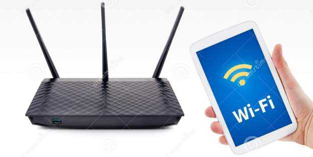 29 how connect tablet to wifi router 1 - Nokia XL - флагман семейства на Android