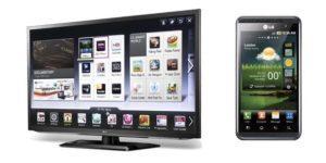 Как подключить телефон к телевизору LG?