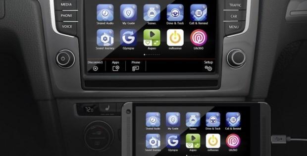 Как подключить телефон к автомобилю?