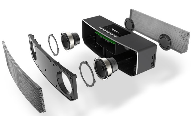cs 4 speaker - 3 лучшие беспроводные колонки для телефона