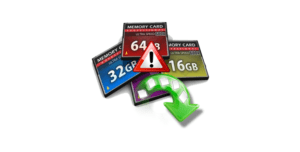 как восстановить данные с карты памяти