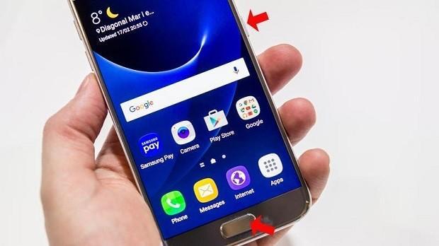 126 screenshot samsung - Как сделать принтскрин на Айфоне с помощью ПК?