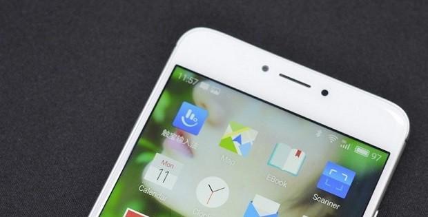 Как сделать скриншот на смартфоне Meizu?