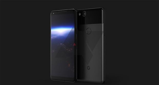 Google Pixel 2 1 - Технические характеристики Google Pixel XL2
