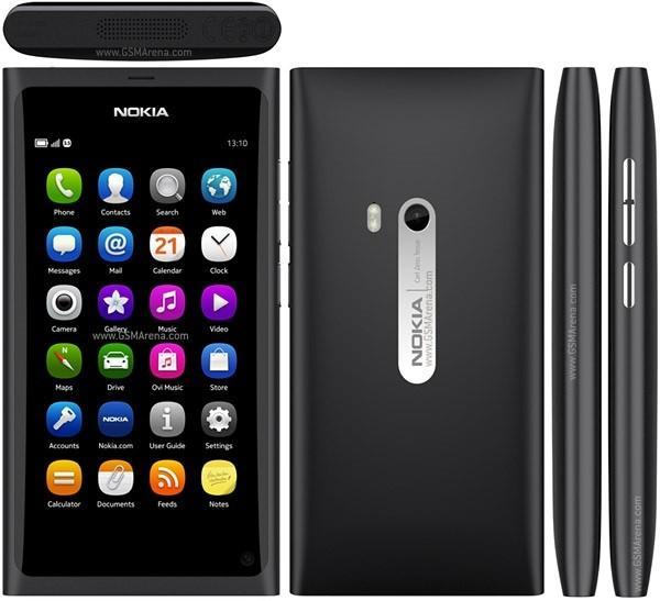 nokia n9 1 - Технические характеристики Nokia N9