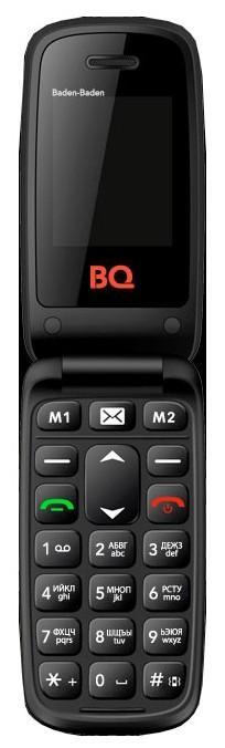 188 BQ Mobile BQM 2000 Baden – Baden - Телефоны для пожилых людей 2017 года