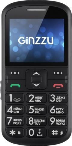 188 Ginzzu R12 D - Телефоны для пожилых людей 2017 года