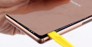 203 xperia back open 300x153 - Что делать если компьютер не видит телефон Samsung?