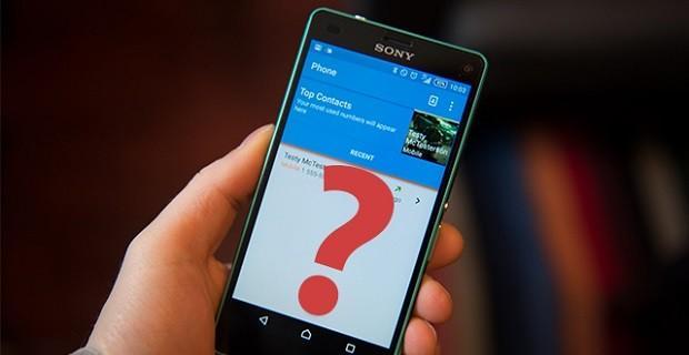 225 how xperia contacts - Как на смартфоне Honor настроить время?