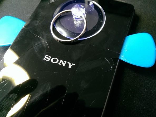 203 back cover xperia 3 - Как снять заднюю крышку телефона Sony Xperia?