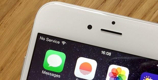 312 iphone not cell - Почему iPhone не ловит сеть?