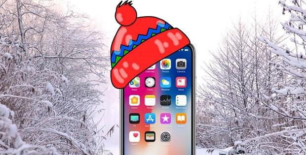 321 iphone turn off cold - Почему iPhone выключается на холоде?