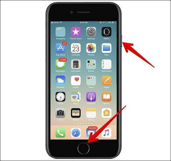 только поставите как сфотографировать экран на айфоне каждому поводу свое