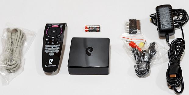 rostelecom nabor - Как к телевизору подключить ТВ-приставку Ростелеком?