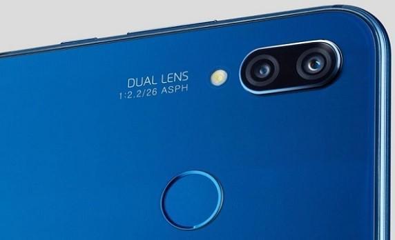huawei camera p20 - Обзор смартфона Huawei P20 Lite:  характеристики и фото